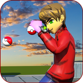 Alien Ben Hero: Ultimate PokeBall Fighting