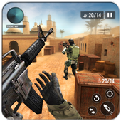 Army Counter Terrorist Shooting Strike Attack 3D 1.0.1
