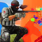PaintBall Shooting Arena3D : Army StrikeTraining 1.4.5