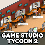 Game Studio Tycoon 2Ashley SherwinStrategy