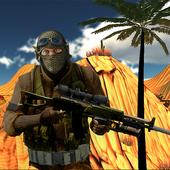 Black Sniper: Desert War 1.0
