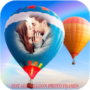 Hot Air Balloon Photo Frames HD 1.0