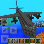 Airplane Ideas MCPE Mod 1.0