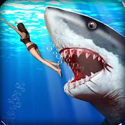 Angry Shark Hunter