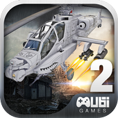 Gunship 2 Helicopter 3D 1.1