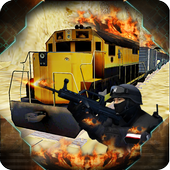 Train Commando Sniper Shooter 1.1