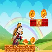 Super Gino Run Adventure Game 1.0