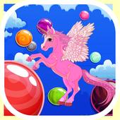Fly Horse Bubble 1.0