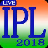 Live IPL2018 T20 Cricket Score 1.0