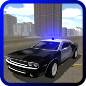 Muscle Police Car Driving 1.3
