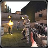 FPS Shooter Against Terrorism