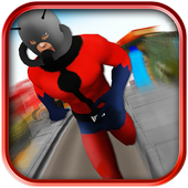 3D Ant Hero Man Future Run 1.2