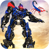 Scorpion Hero: Police Robot Wars 1.2