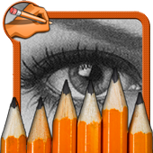 How to draw a Realistic Eyes 1.0