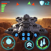 Space Justice: Galaxy Shooter. Shoot 'em up 8.1.6126
