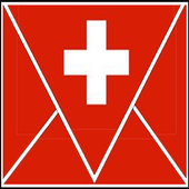 Switzerland flag mailbox! 1.1