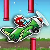 Plane Adventure -Merge Plane Planet الطيار المغامر 1