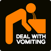 Deal with Vomiting on Pregnancy nausea medication 0.2