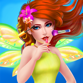Forest Fairy Princess Makeup Salon 1.0.1
