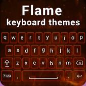 Flame Keyboard Theme 3.0