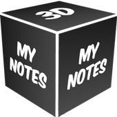 3D My Notes Live Wallpaper 1.2