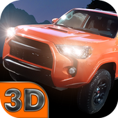 Night Hill Climb: Offroad SUV 1.1