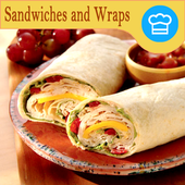 Sandwiches and Wraps Recipes 2.0