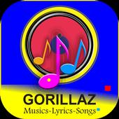 Gorillaz Lyrics & Musics 1.11