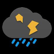 Energetic theme for Chronus Weather Icons 1.2