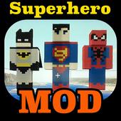 Superhero mod for Minecraft PE 1.0