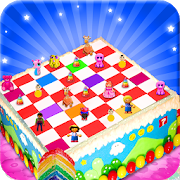 Chess Table Cake Maker Game! DIY Cooking Chef 1.0.2