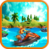 JET SKI SPEED WATER RACE 1.0