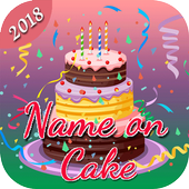 Name on Birthday Cake - Cake On Name 1.3