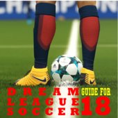 com.namoeck.guidedreamleaguesoccer2018 icon