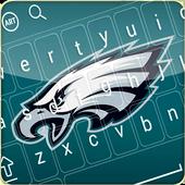 Philadelphia Eagles Keyboard Theme