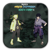 New Tricks Naruto Shippuden : Ninja Storm 1 2 3 4 1.3