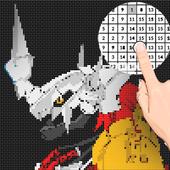 Digimon Pixel Art 1.1