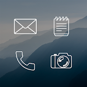 Lines - Icon Pack (Free Version)Nate Wren DesignPersonalization 3.2.7