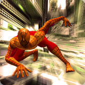 Spider Hero Swing Action: Gangster City Battle 1.0.5