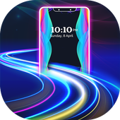 Borderlight Waves Live Wallpaper 1.0