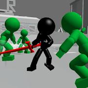 Stickman Killing Zombie 3D 1.07