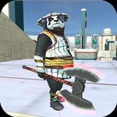 Panda Superhero 1.1
