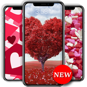 Heart Wallpaper Love Mix HD 1.4