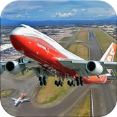 ✈️ Fly Real simulator jet Airplane games 1.2.5