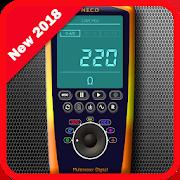 Arduino Digital Multimeter/Oscilloscope Free 1.6.4
