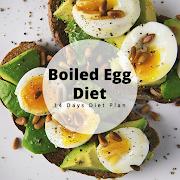 Boiled Egg Diet: 14 Days Diet Plan 1.2
