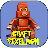 pixel craft: pixelmon GO 2