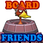 Board Game Friends (2players, 3players, 4players) 5