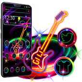 com.neon.guitar.theme icon