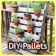 DIY Creative Pallet Crafts 1.0